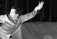 Minh in Rehearsal